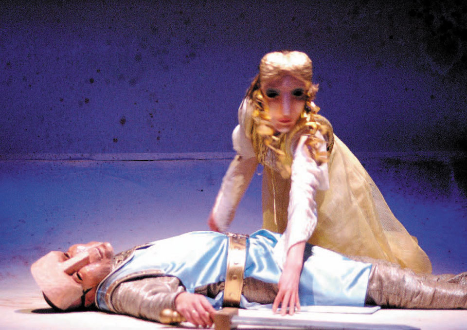 Tristan a Isolda<br/><i>Tristan And Isolde</i>